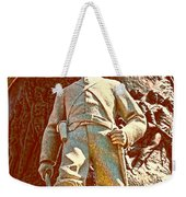 Confederate Soldier Statue I Alabama State Capitol Weekender Tote Bag