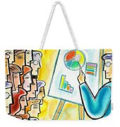 Conference Weekender Tote Bag