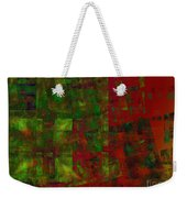 Confetti - Abstract - Fractal Art Weekender Tote Bag