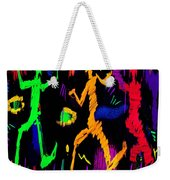 Confetti Marionettes Weekender Tote Bag
