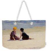 Confidences Weekender Tote Bag by Edward Henry Potthast