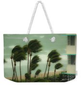 Confronting The Winds Weekender Tote Bag