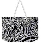 Confusion In Tangles  Weekender Tote Bag
