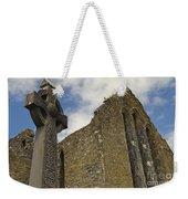 Cong Abbey, Ireland Weekender Tote Bag