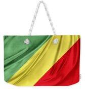 Congo Flag Weekender Tote Bag