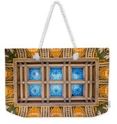 Congress Art Weekender Tote Bag by Greg Fortier