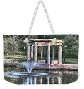 Congress Park Weekender Tote Bag