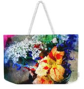 Conjuring Claude Monet Weekender Tote Bag