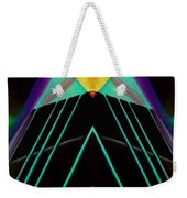 Connected In The Dark5 Weekender Tote Bag