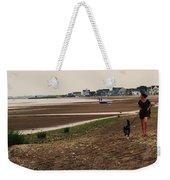 Connecticut Beach Weekender Tote Bag