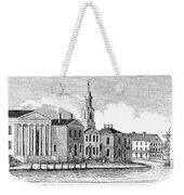 Connecticut Middletown Weekender Tote Bag