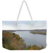 Connecticut River Weekender Tote Bag