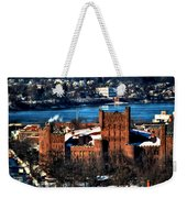 Connecticut Street Armory Winter 2013 Weekender Tote Bag