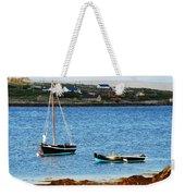 Connemara Boats Weekender Tote Bag