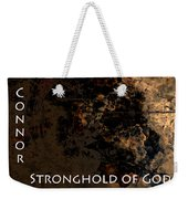 Connor - Stronghold Of God Weekender Tote Bag