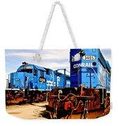 Conrail Choo Choo  Weekender Tote Bag