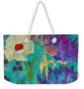 Conscious Living Weekender Tote Bag