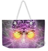 Consciousness 1 Weekender Tote Bag