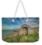 Consecrated 1535 Weekender Tote Bag by Adrian Evans