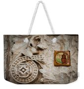Conservation Stone Weekender Tote Bag