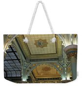 Conservatory Illuminated Ceiling Weekender Tote Bag