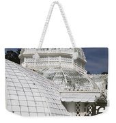 Conservatory Of Flowers Gate Park Weekender Tote Bag