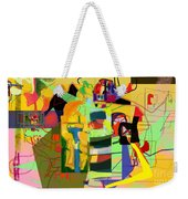 come to know the ways of Hashem Weekender Tote Bag