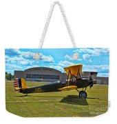 Consolidated Pt-3 Weekender Tote Bag