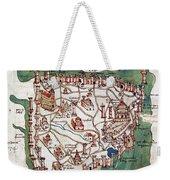 Constantinople, 1420 Weekender Tote Bag