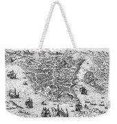 Constantinople, 1576 Weekender Tote Bag by Granger