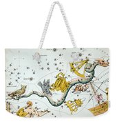 Constellation: Hydra Weekender Tote Bag