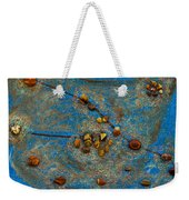 Constellation Of Taurus Weekender Tote Bag