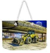 Construction At Rest Weekender Tote Bag