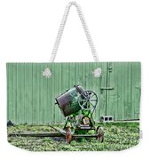 Construction - Cement Mixer Weekender Tote Bag