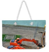 Construction Weekender Tote Bag
