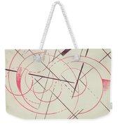 Constructivist Composition, 1922 Weekender Tote Bag