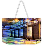 Containment Facility Weekender Tote Bag