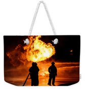 Containment Weekender Tote Bag