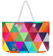 Contemporary 3 Weekender Tote Bag by Mark Ashkenazi