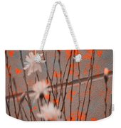 Contemporary Art - Butterfly Kisses - Luther Fine Art Weekender Tote Bag