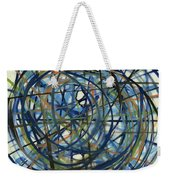 Contemporary Art Seventeen Weekender Tote Bag
