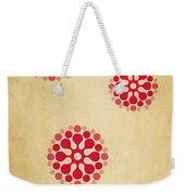 Contemporary Dandelions 1 Part 1 Of 3 Weekender Tote Bag