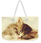 Content Kitty Weekender Tote Bag