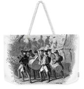 Continental Army Band Weekender Tote Bag
