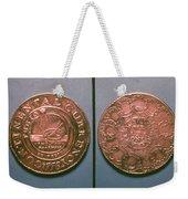 Continental Dollar, 1776 Weekender Tote Bag