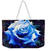 Contorted Rose Weekender Tote Bag