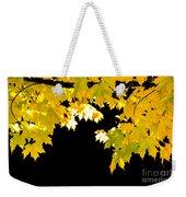 Contrast Of Autumn, Quincy California Weekender Tote Bag