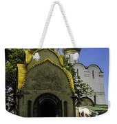 Convent - Moscow - Russia Weekender Tote Bag