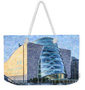 Convention Centre Dublin Republic Of Ireland Weekender Tote Bag