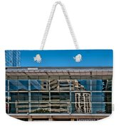 Convention Square Weekender Tote Bag